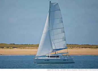 Rent a catamaran in Ao Po Grand Marina - Lagoon 421
