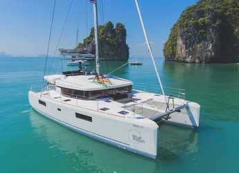 Rent a catamaran in Ao Po Grand Marina - Lagoon 52