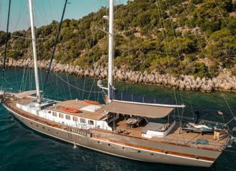 Rent a schooner in Ece Marina - Gulet Nautilus