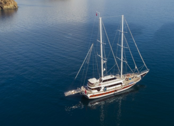 Louer goélette à Ece Marina - Gulet 29