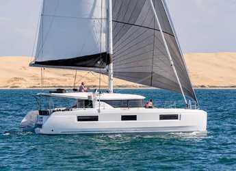 Rent a catamaran in Scrub Island - Lagoon 46
