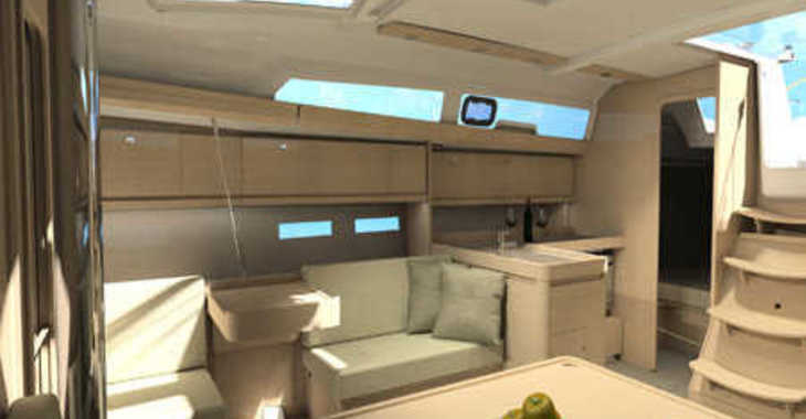 Chartern Sie segelboot in Marina Kotor - Dufour 412