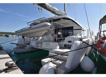 Rent a catamaran in Punat - Lagoon 42