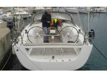 Rent a sailboat in Marina Cala di Medici - Hanse 400