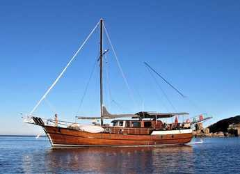 Rent a schooner in Port Mahon - Gulet