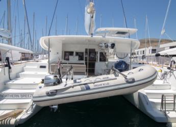 Rent a catamaran in YachtClub Seget - Lagoon 45S