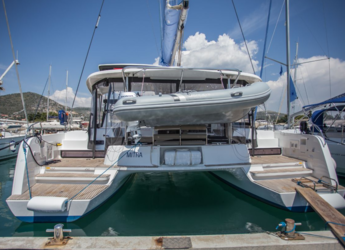 Rent a catamaran in YachtClub Seget - Lagoon 42