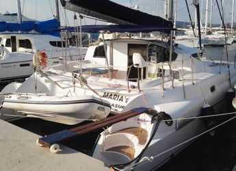 Rent a catamaran in ACI Jezera - Athena 38