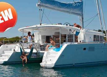 Rent a catamaran in Nanny Cay - Lagoon 450 F