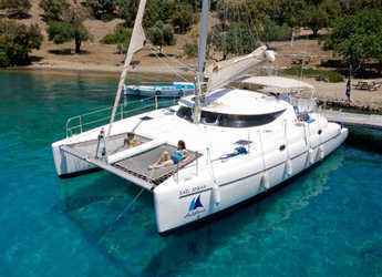 Rent a catamaran in Ece Marina - Athena 38
