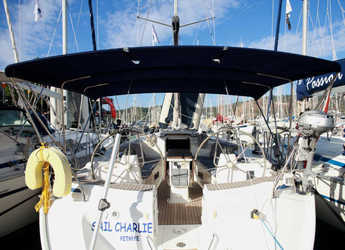 Rent a sailboat in Ece Marina - Bavaria 44