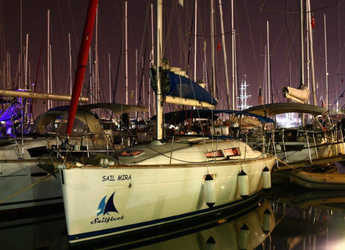 Chartern Sie segelboot in Ece Marina - Sun Odyssey 36i