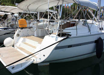 Rent a sailboat in Ece Marina - Bavaria Cruiser 45