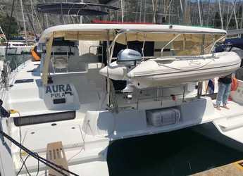 Rent a catamaran in Marina Kastela - Lagoon 42