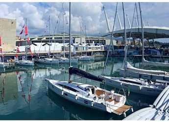 Rent a sailboat in Marina d'Arechi - Azuree 41