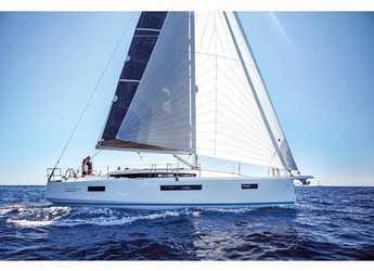 Rent a sailboat in Marina d'Arechi - Sun Odyssey 410
