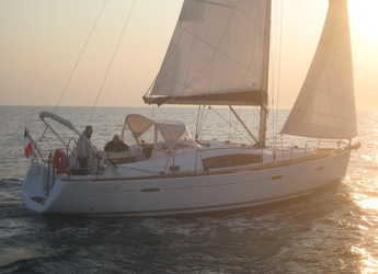 Louer voilier à Marina d'Arechi - Oceanis 40