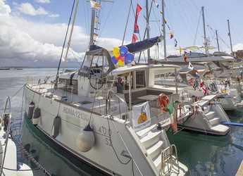 Rent a catamaran in Marina d'Arechi - Lagoon 400 S2