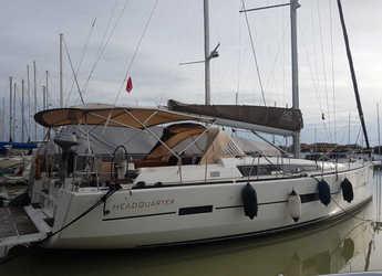 Louer voilier à Cagliari port (Karalis) - Dufour 512 Grand Large