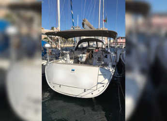 Rent a sailboat in Cagliari port (Karalis) - Bavaria Cruiser 46