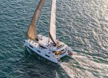 Rent a catamaran in Trogir (ACI marina) - Lagoon 46 Fly