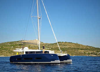 Rent a catamaran in Marina Kremik - Dufour 48 Catamaran