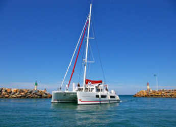 Rent a catamaran in Port Moselle - Catana 42 Custom