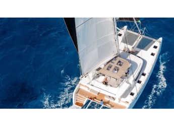 Chartern Sie katamaran in Porto Capo d'Orlando Marina - Lagoon 52f