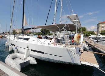 Louer voilier à D-Marin Borik - Dufour 560
