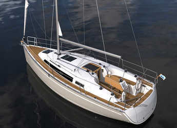Rent a sailboat in Marina Zadar - Bavaria Cruiser 34 Style