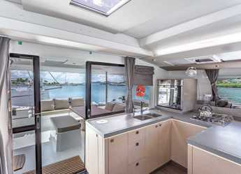 Rent a catamaran in Fort Burt Marina - Fountaine Pajot