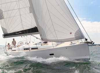 Alquilar velero en Volos - Hanse 458