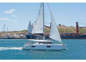 Rent a catamaran in Lefkas Nidri - Lagoon 42 A/C & GEN.