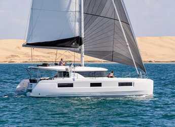 Rent a catamaran in Kos Port - Lagoon 46 A/C & GEN