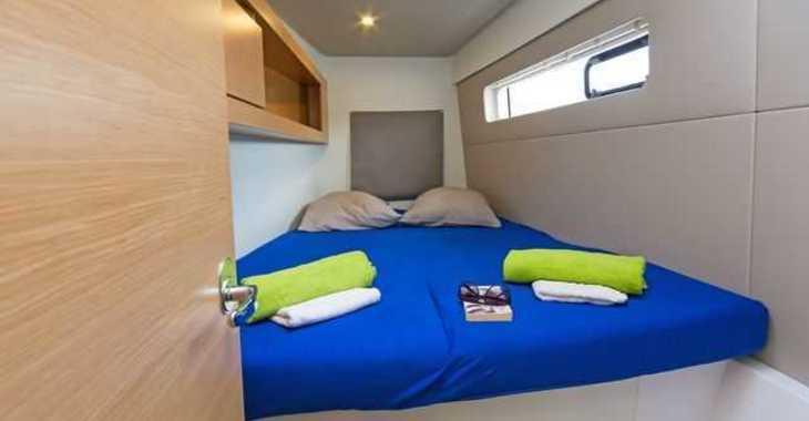 Rent a catamaran in Marina Skiathos  - Nautitech Open 40