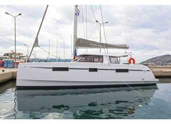 Rent a catamaran in Marina Skiathos  - Nautitech Open 40