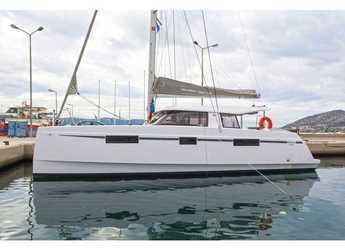 Alquilar catamarán en Marina Skiathos  - Nautitech Open 40