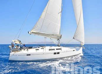 Rent a sailboat in Volos - Hanse 505