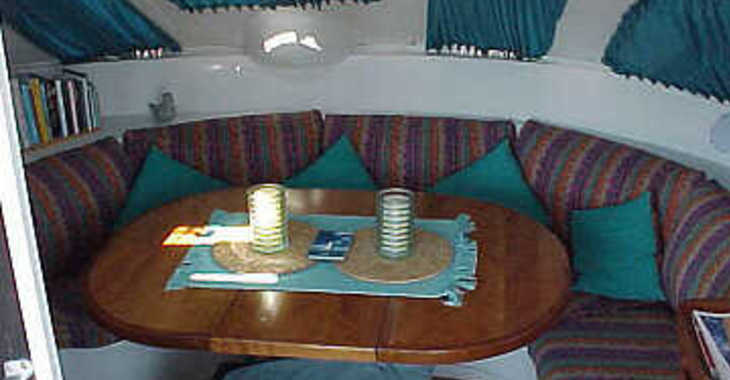 Rent a catamaran in Paros - Lagoon 42 -  Cabin charter