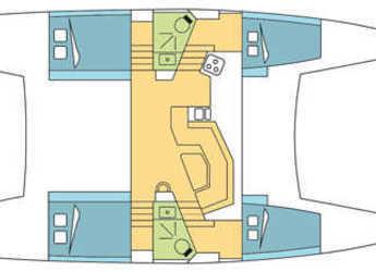 Rent a catamaran in Marina Uturoa - Catana 42 Carbon Infusion