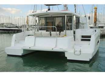 Rent a catamaran in Volos - Bali 4.1