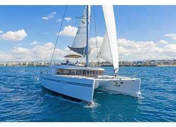 Chartern Sie katamaran in Marina Gouvia - Lagoon 450 Fly A/C & GEN