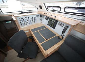 Alquilar catamarán Catana 55 Carbon Infusion en Marina Uturoa, Raiatea