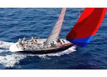 Rent a sailboat in Marina di Cannigione - CNB 64