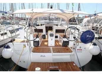 Rent a sailboat in Marine Pirovac - Sun Odyssey 440