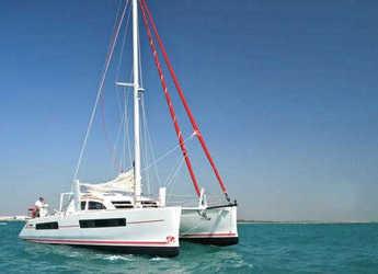 Rent a catamaran in Marina Uturoa - Catana 47 Custom
