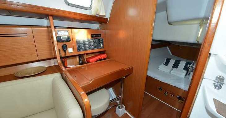 Rent a sailboat in Marine Pirovac - Cyclades 43.4