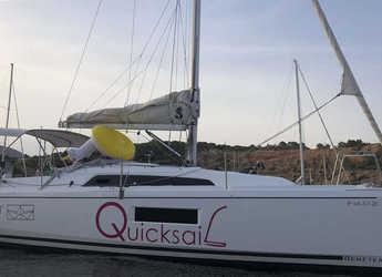 Chartern Sie segelboot in Marina Real Juan Carlos I - Beneteau Oceanis 30.1