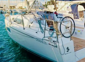 Rent a sailboat in Marina Real Juan Carlos I - Beneteau Oceanis 30.1