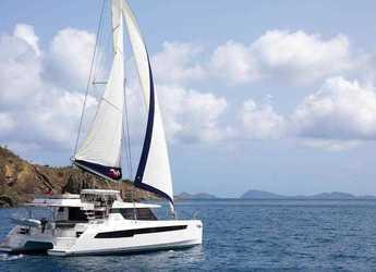 Rent a catamaran in Port Louis Marina - Moorings 5000